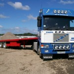 CFL Commercials truck
