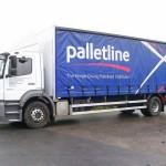 Palletline truck