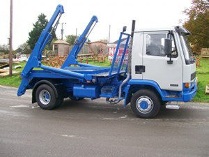 Trucks of all purposes serviced and diagnosed