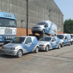 cfl commercials fleet