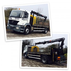 truck hire in Ammanford for South Wales and UK